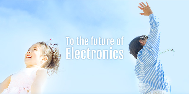 To the future of Electronics